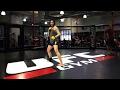 TKD & MMA UFC Gym Training | LA Day 4