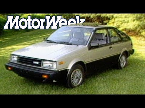 The 1986 Nissan Sentra SE Shows How Handsome Even Basic Economy Cars Used to Be