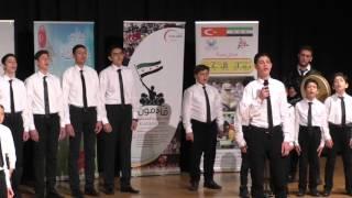 أنشودة الحلم القرآني || لفرقة إنشاد معهد شباب الأقصى