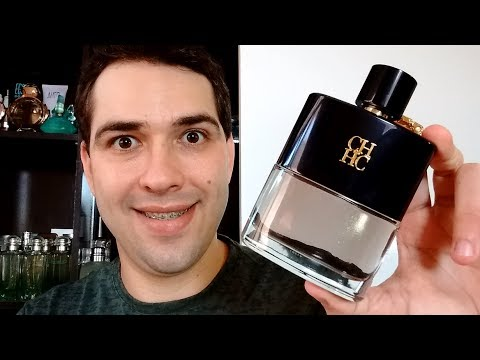 406ed3d2a9 CH Men Privé - Carolina Herrera - YouTube
