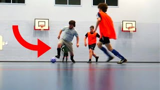 MY Futsal Season Has Begun! (Training Footage)