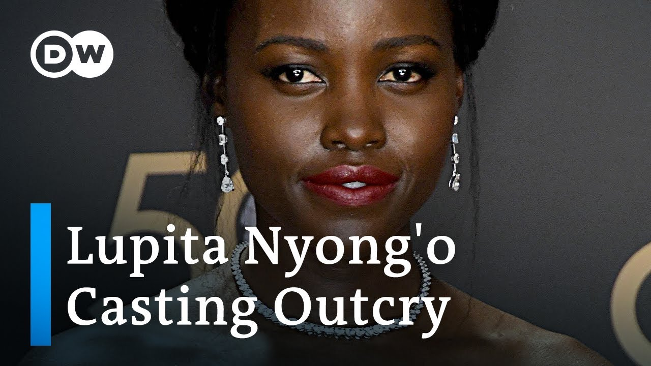 Lupita Nyong'o casting in HBO's 'Americanah' sparks outcry in Nigeria | DW News