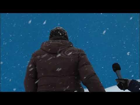 TheSplus: Перший снігопад – і у Слов'янську не пройти і не проїхати