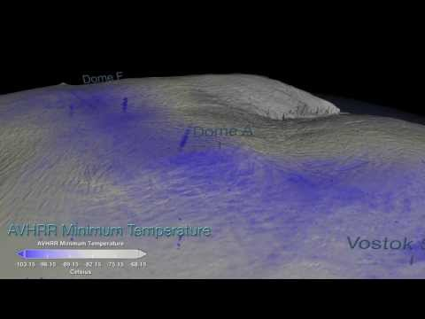 NASA | The Coldest Place in the World