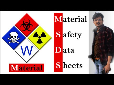 Material Safety Data Sheet In Hindi | For All Type Of Chemical And Material