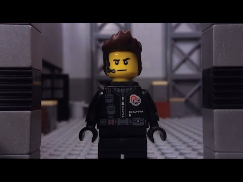 Lego Secret Spy (BrickFilm)