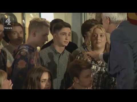 Liam Deacon On Channel 4 EU Debate