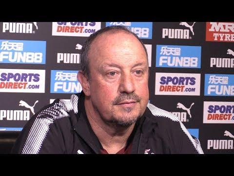 Rafa benitez full pre-match press conference - everton v newcastle - premier league