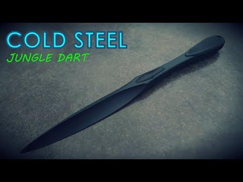 Cold Steel Jungle Dart ¿Vale la pena...