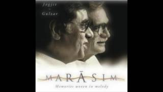 My tribute to Gulzar Saab - Khwaab - (Marasim, 1999)