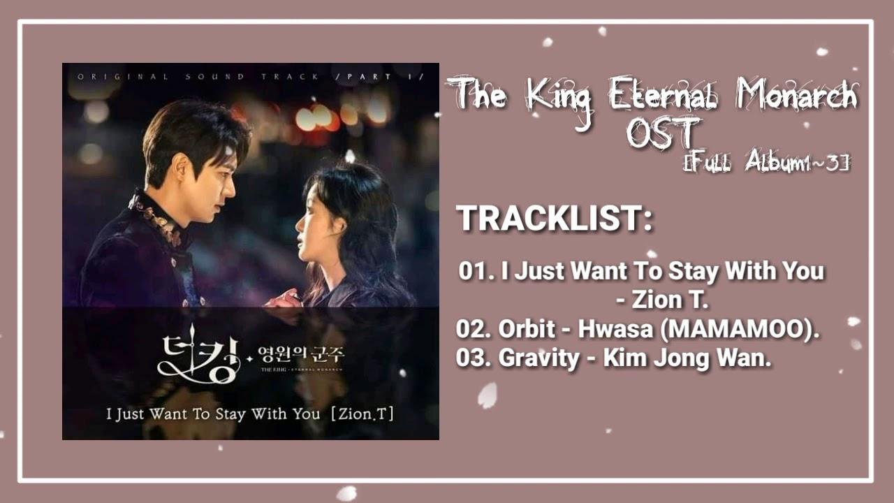 [FullAlbum1~3] OST The King Eternal Monarch(Quân Vương Bất Diệt).