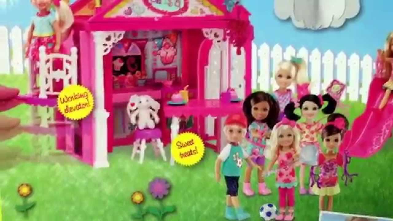 Doll House Barbie Video Best House Interior Today