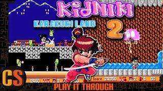 Kid Niki 2 (Kaiketsu Yancha Maru 2) - Play it Through