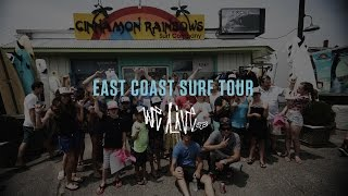 Fox Surf Presents | East Coast We Live Surf Tour