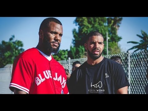 The Game - 100 ft Drake Lyrics by (Best Lyric Videos)