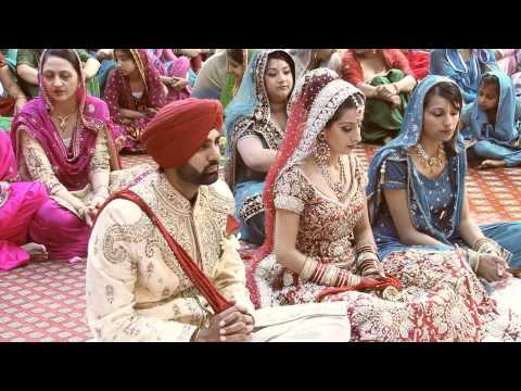 Indian sikh punjabi Full Wedding Brampton Toronto Canada Moga Video Productions Toronto