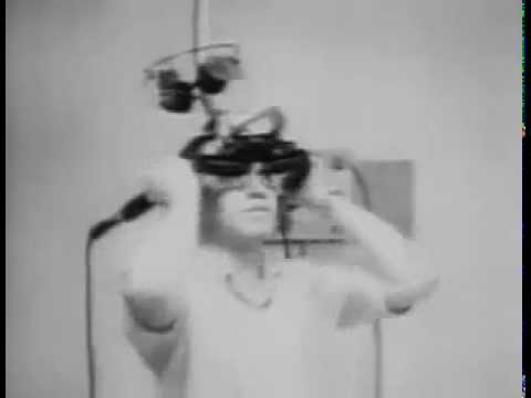 Ivan Sutherland   Virtual  Reality in the 1960