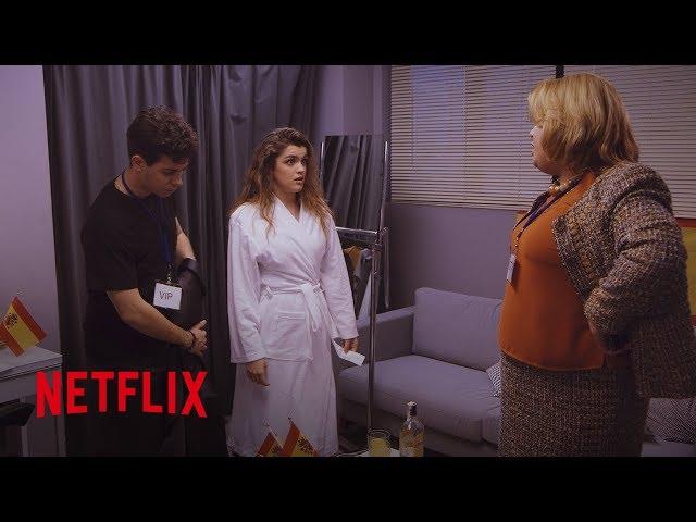 Paquita Salas representa a Amaia y Alfred   Netflix