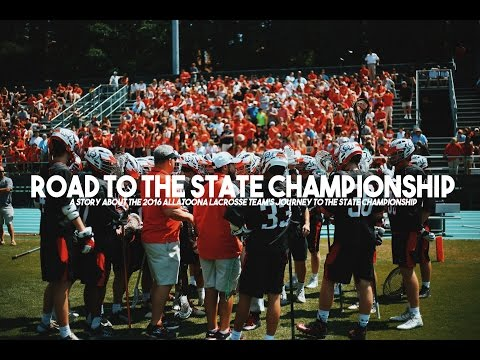 Allatoona Lacrosse - Road to the State Championship