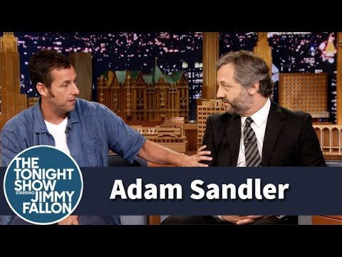 Adam Sandler Gives ExRoommate Judd Apatow Heartfelt Praise