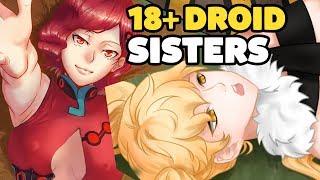 18 DROID SISTERS J Girl Gameplay