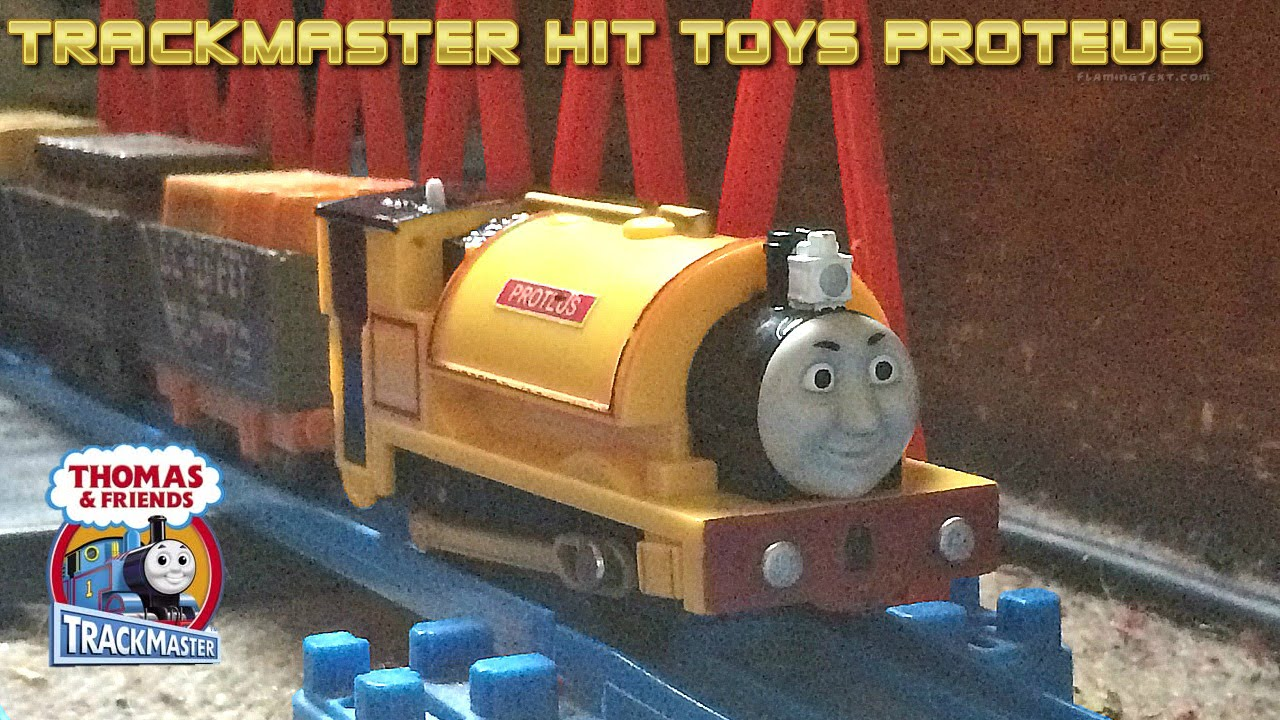 RARE* Trackmaster HIT Toys Proteus review and first run - YouTube