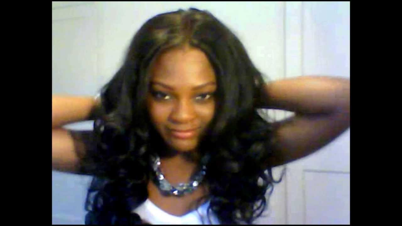 Lace Front Sew in with Closure