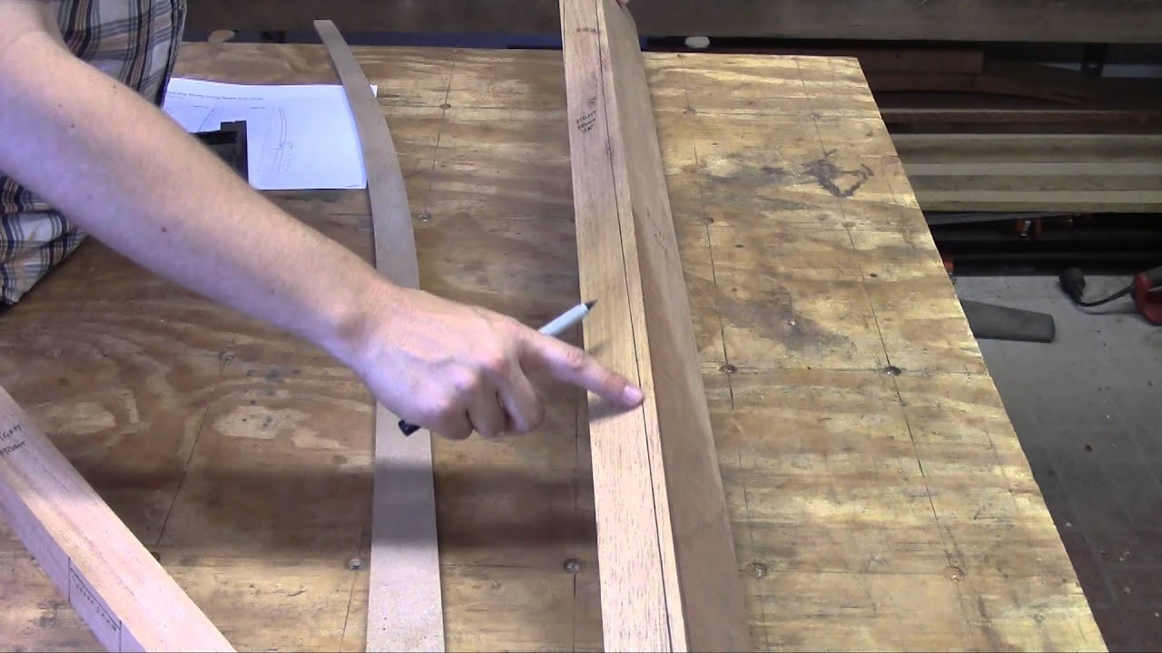 Chapter Five – Leg Joinery