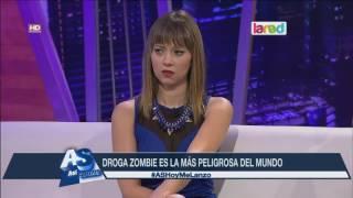 Terrible: Conoce la nueva droga que te vuelve zombie