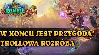W KOŃCU JEST PRZYGODA! - TROLLOWA ROZRÓBA - Rastakhan's Rumble