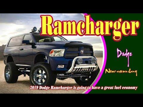 2019 dodge ramcharger   2019 dodge ramcharger concept   new dodge ramcharger 2019