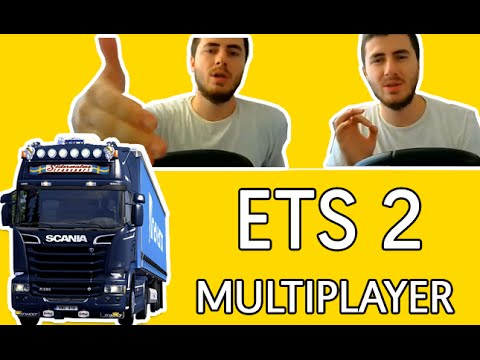 Euro Truck Simulator 2 Multiplayer How To Play Turkish ?