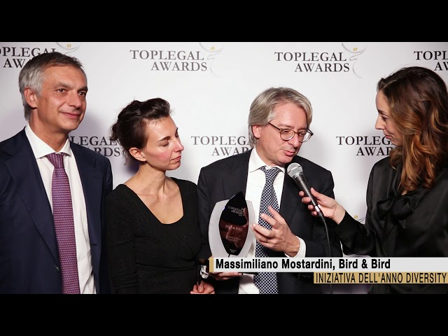 Bird & Bird - TopLegal Awards 2018