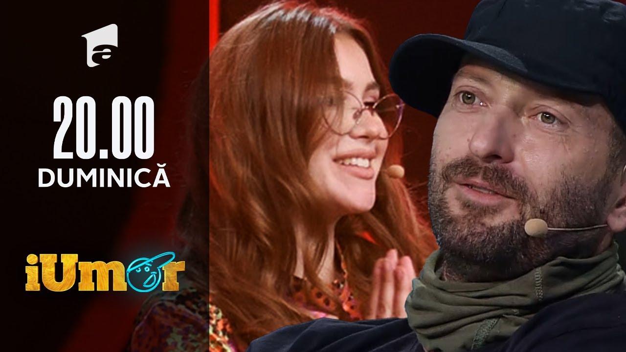 Semifinala iUmor 2020   Bianca Sasu, dresaj de papagali: Îl invit pe Bendeac să se joace cu păsărica