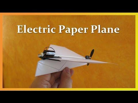 Electric Paper Plane