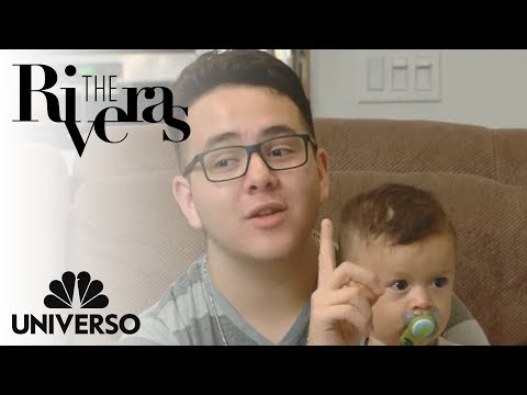 Taking a DNA test | The Riveras | Universo