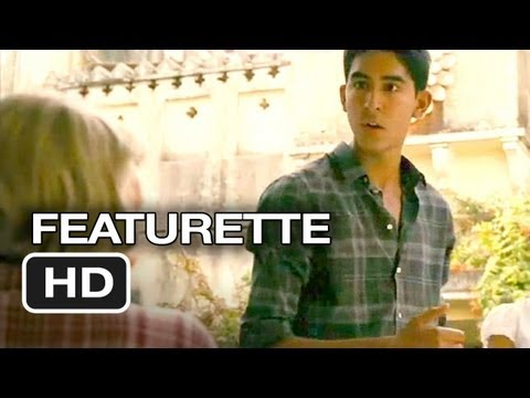 The Best Exotic Marigold Hotel Featurette - The Cast (2012) - Judi Dench Movie HD