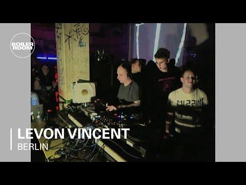 Levon Vincent Boiler Room Berlin DJ Set
