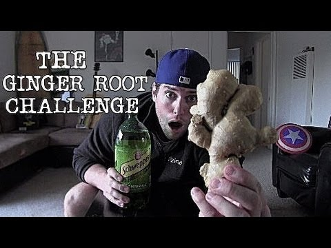 THE GINGER ROOT CHALLENGE