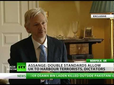 Assange: Facebook, Google, Yahoo spying tools for US intelligence