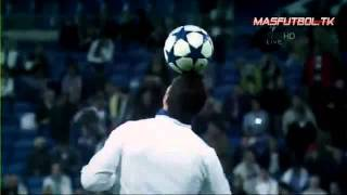 Cristiano Ronaldo - Darin Zanyar - Step Up 2011 - Skills and Goals