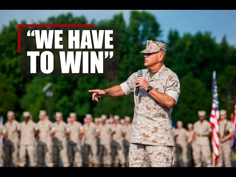 Marines | We Have to Win