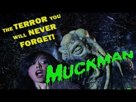Muckman - Hairy Swamp Beast Ravages Hot Sexy Girls
