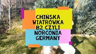 Chińska Wiatrówka B2 I Norconia Germany Premium
