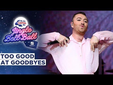 Sam Smith - Too Good At Goodbyes (Live at Capital's Jingle Bell Ball 2019) | Capital