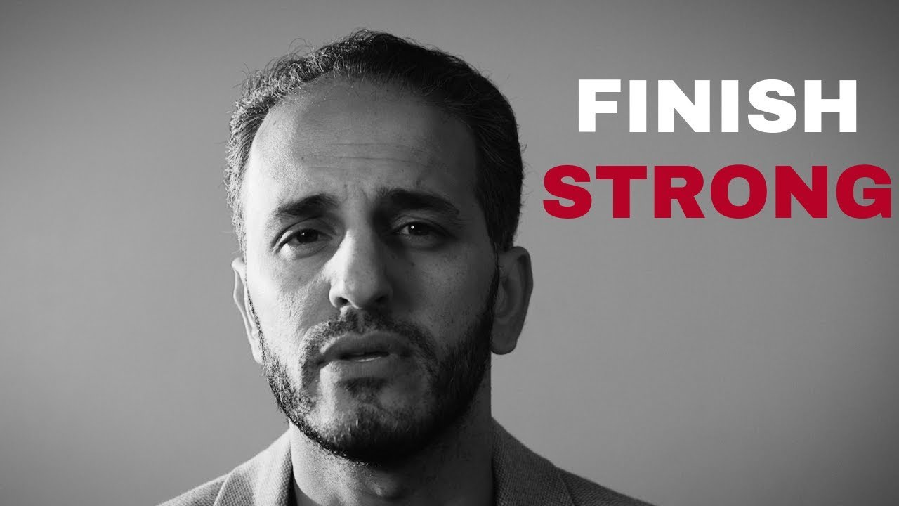 FINISH STRONG - 2019 New Year's Best Motivational Video