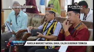 Video Karolin Margret Natasa, Bakal Calon Gubernur Termuda download MP3, 3GP, MP4, WEBM, AVI, FLV September 2018