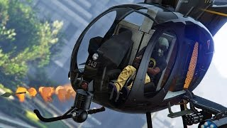 GTA 5 THUG LIFE #106 - HELICOPTER TROLLING! (GTA V Online)