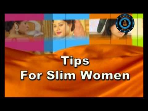 slim women