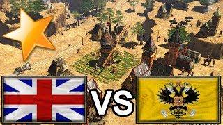 🌟LordRaphael vs Aizamk: a match full of musks, strelets, hussars and cossacks!